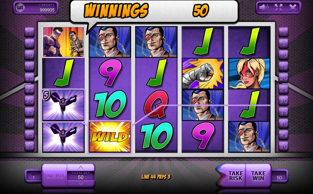 Игровой автомат Blast Boom Bang