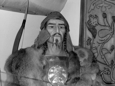 Аттила - главный герой слота
