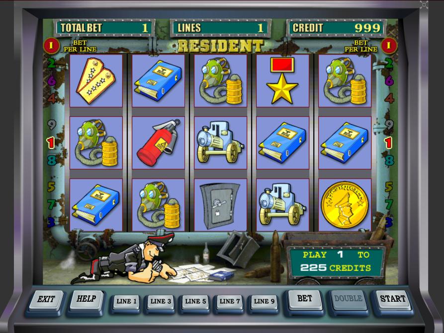 Игровые автоматы резидент частый выйгрыш скачать с торрента игровые автоматы 2014
